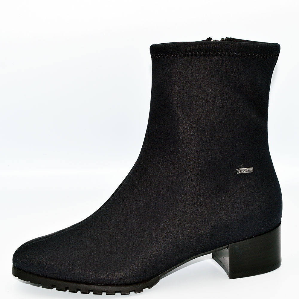 Hogl 3836 Ankle Boots (Black Gore-Tex